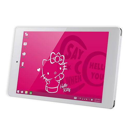 Genuine 捷元 Hello Kitty Tablet GenPad 8 32GB Win8.1 (I08T3W) 8吋 平板電腦