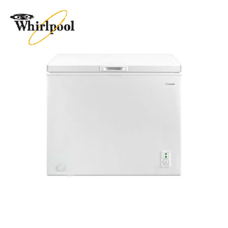 Whirlpool 惠而浦  198公升  臥式冷凍櫃  (WCF198W1 ) 含基本安裝