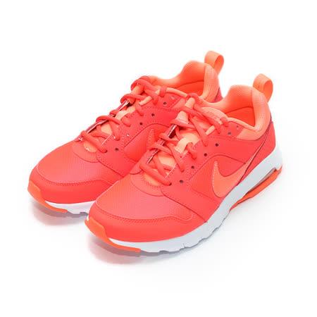 (女) NIKE 氣墊復古跑鞋 亮紅橘 鞋全家福