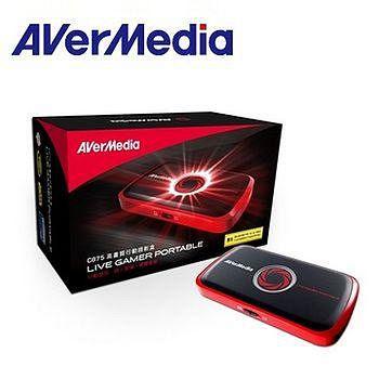 AverMedia 圓剛 C875 易錄盒 Live Gamer Portable LGP