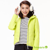 bossini女裝-舖棉外套03亮綠
