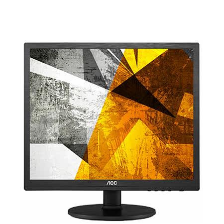 [送USB滑鼠] AOC I960Srda 19型IPS雙介面5:4液晶螢幕