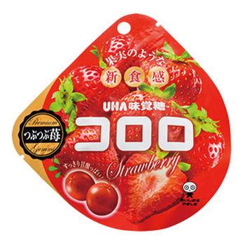 味覺糖可洛洛Q糖-草莓40g