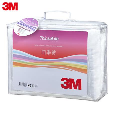 3M Thinsulate可水洗四季被 雙人(6x7) 2入組