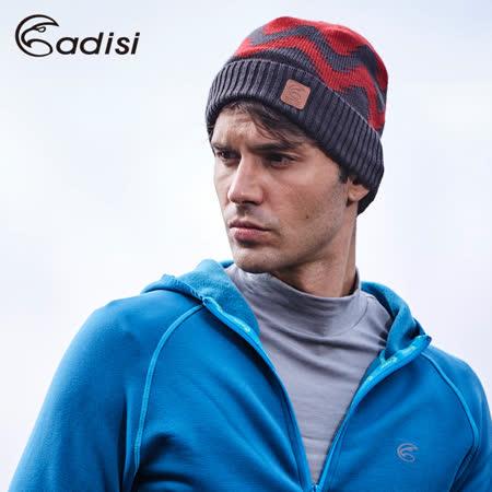 ADISI 森林針織保暖反折扁帽AS16113 (M-L) / 城市綠洲 (帽子、毛帽、針織帽、保暖帽)