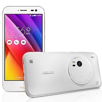 ASUS ZenFone Zoom ZX551ML(4G/64G)-贈專用皮套+9H鋼化玻璃保貼+韓版可愛收納包+手機/平板支架