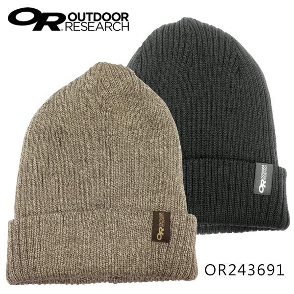 美國 Outdoor Research OR243691 羊毛保暖雙面帽 城市綠洲 ^(透