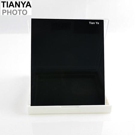 Tianya天涯80全色黑ND16減光鏡(減3格,相容高堅Cokin P系統方形濾鏡)