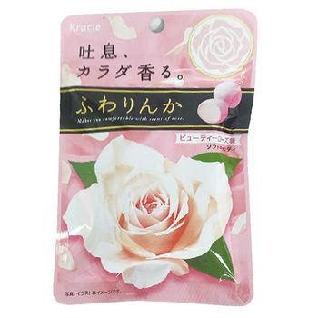 KRACIE玫瑰軟糖32g