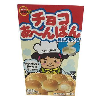 北日本煉乳牛奶小麵包42g