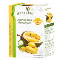 Greenday榴槤凍乾45g/盒