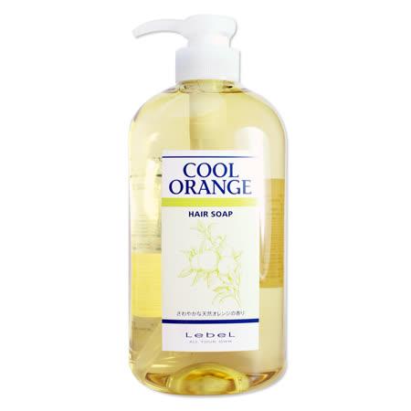 LebeL 橘子配方洗髮精(一般型)600ml