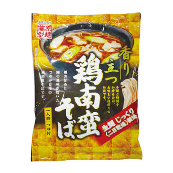 藤原製麵雞南蠻麵條調理包107g