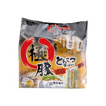 ACE益生特濃博多豚骨風味包麵90g*5