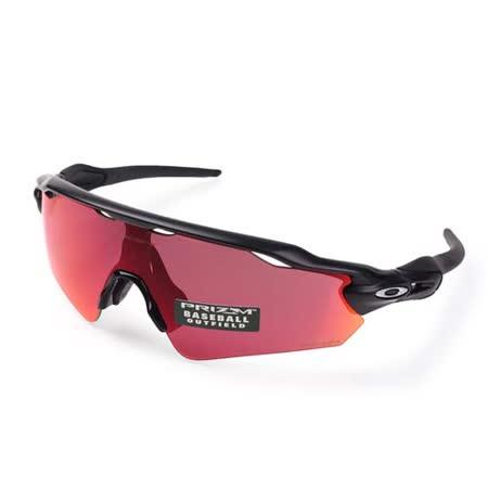 OAKLEY RADARLOCK EV 棒球外野用太陽眼鏡 - 抗UV 紅黑 F