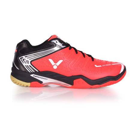 (男) VICTOR SH-A830 專業羽球鞋 - 羽毛球 勝利 橘黑