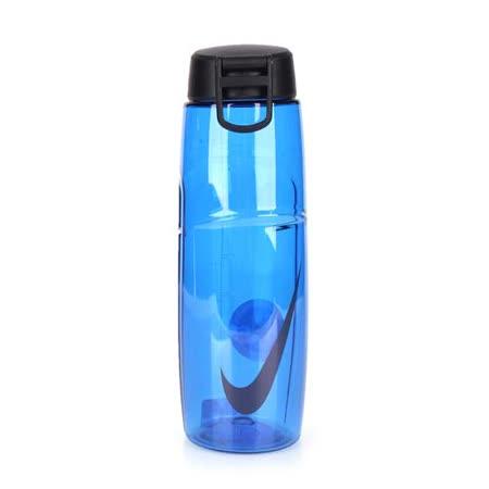 NIKE T1訓練水壺 -單車 路跑 自行車 慢跑 藍丈青 F