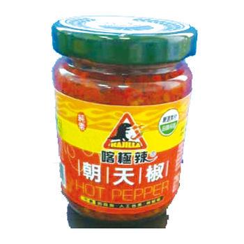 禾松喀極辣朝天椒170g