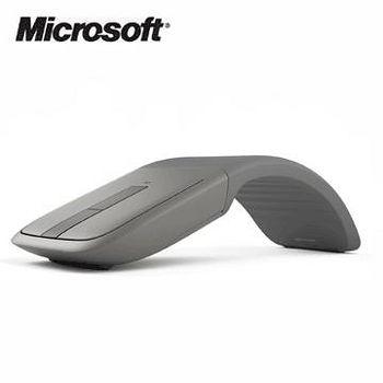Microsoft 微軟 Arc Touch Bluetooth 藍芽滑鼠 灰色