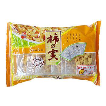 阿部幸米果-原味柿種168g
