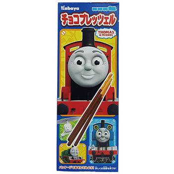 卡巴湯瑪士小火車巧克力棒22g
