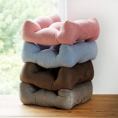《Peachy life》加大版激厚高質感靠腰枕/腰枕/舒壓枕(4色可選)