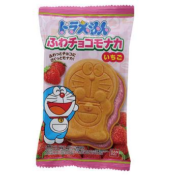 東鳩哆啦A夢草莓巧克力味16.5g