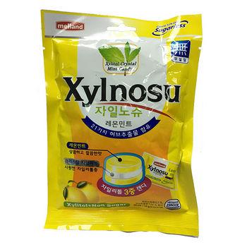 韓國蜜爾樂檸檬薄荷三層糖68g