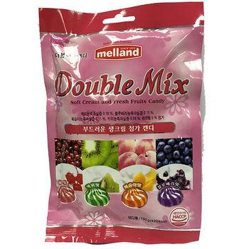 韓國蜜爾樂綜合水果糖100g