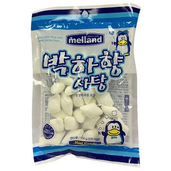 韓國蜜爾樂菱形薄荷糖130g