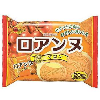 北日本法蘭酥栗子風味威化餅142g