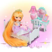 【MIMI WORLD】迷你MIMI長髮公主臥室組 MI14552