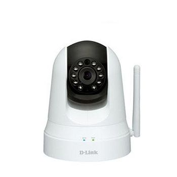 D-Link 友訊 DCS-5020L H.264 旋轉式無線網路攝影機