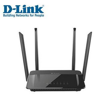 D-Link 友訊 DIR-822 802.11ac AC1200 雙頻無線路由器