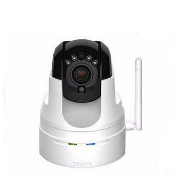 D-Link 友訊 DCS-5222L 旋轉式 H.264 無線網路攝影機