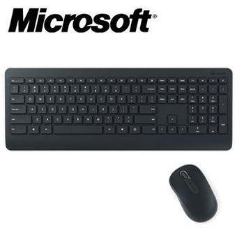 Microsoft 微軟 900 無線鍵盤滑鼠組