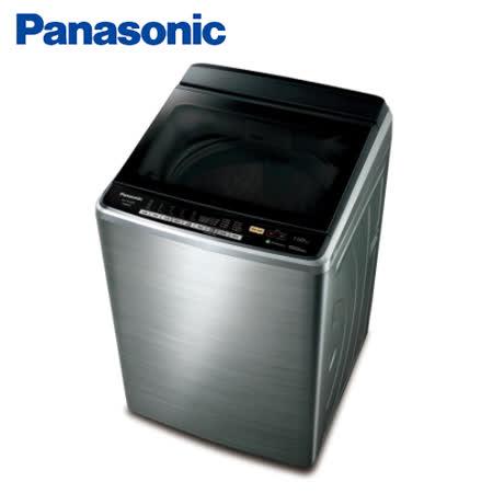 Panasonic 16公斤ECO NAVI不銹鋼變頻洗衣機 NA-V178DBS