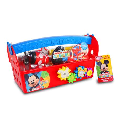 《Mickey Microphone》米奇手提工具箱
