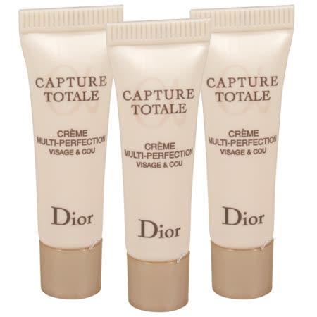 [即期品]Christian Dior迪奧 逆時完美再造乳霜(3ml)*3-2017.8