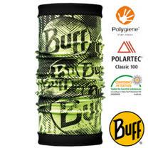 【西班牙 BUFF】POLARTEC 雙面用超彈性保暖魔術頭巾/可當圍巾_圍脖帽子_108976 出眾BUFF