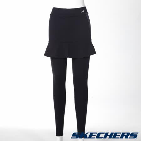SKECHERS 女緊身長褲裙 - SS3WZ16X211