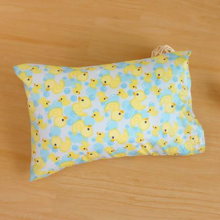 鴻宇HongYew《黃色小鴨》台灣製 美國棉 防蹣抗菌兒童纖維枕