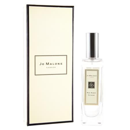 Jo Malone 紅玫瑰 香水 30ml  (完整盒裝)