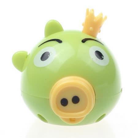 【買一送一】可愛 壞蛋豬 插卡式MP3隨身聽 (均附USB充電線+耳機)