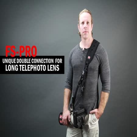 Carry Speed單眼相機減壓背帶FS-PRO最新合金版PRIME 金悍馬 美國品牌