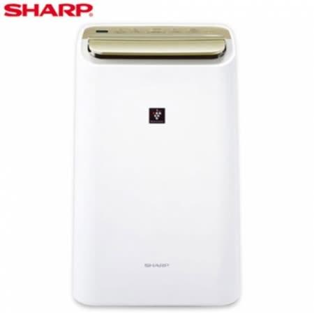 SHARP夏普【DW-E10FT-W】10公升自動除菌離子除濕機