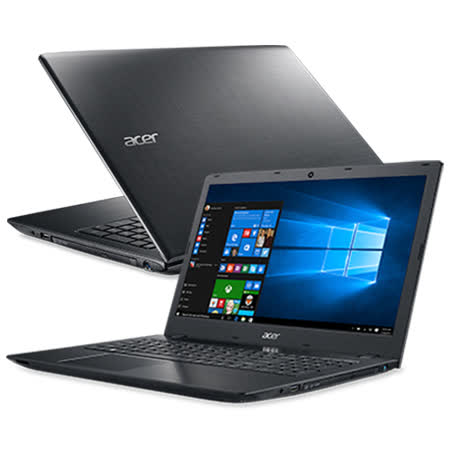 【ACER宏碁】E5-575G-51CZ 15.6吋FHD i5-6200U 1TB硬碟 NV940MX 2G獨顯 Win10  i5六代超值筆電 (黑)