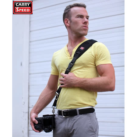 Carry Speed單眼相機減壓背帶FS-SLIM MARK III斜揹背帶(窄版)  美國品牌