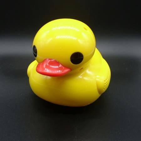 【期間限定】黃色小鴨 攜帶式插卡造型喇叭音箱