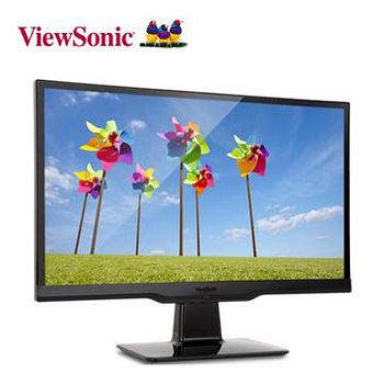 ViewSonic 優派 VX2363SMHL 23型 IPS 寬螢幕 (黑色)